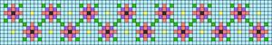 Alpha pattern #27397