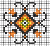 Alpha pattern #27402