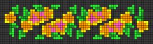 Alpha pattern #27404