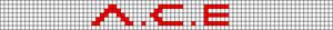 Alpha pattern #27412