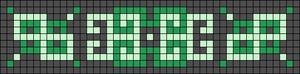 Alpha pattern #27413