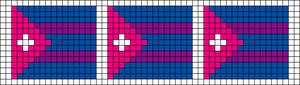 Alpha pattern #27415