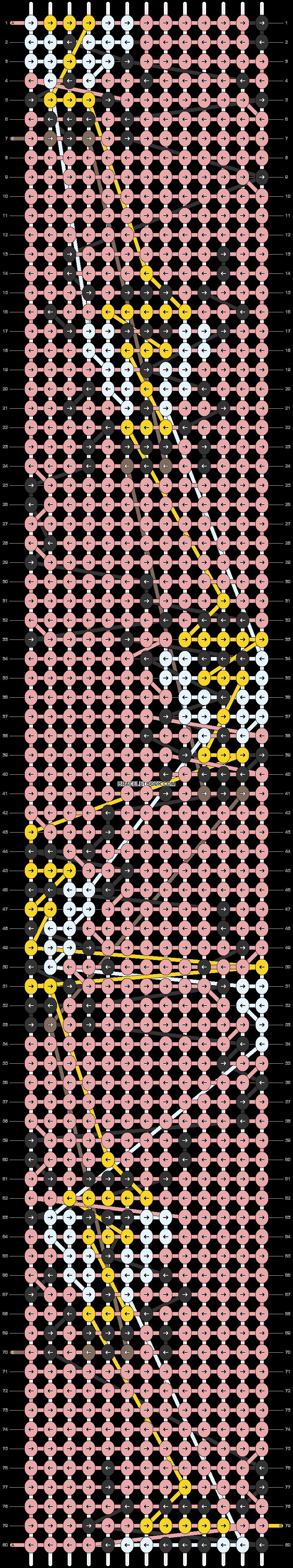 Alpha pattern #27442 pattern