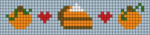 Alpha pattern #27461