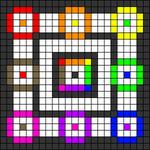 Alpha pattern #27462