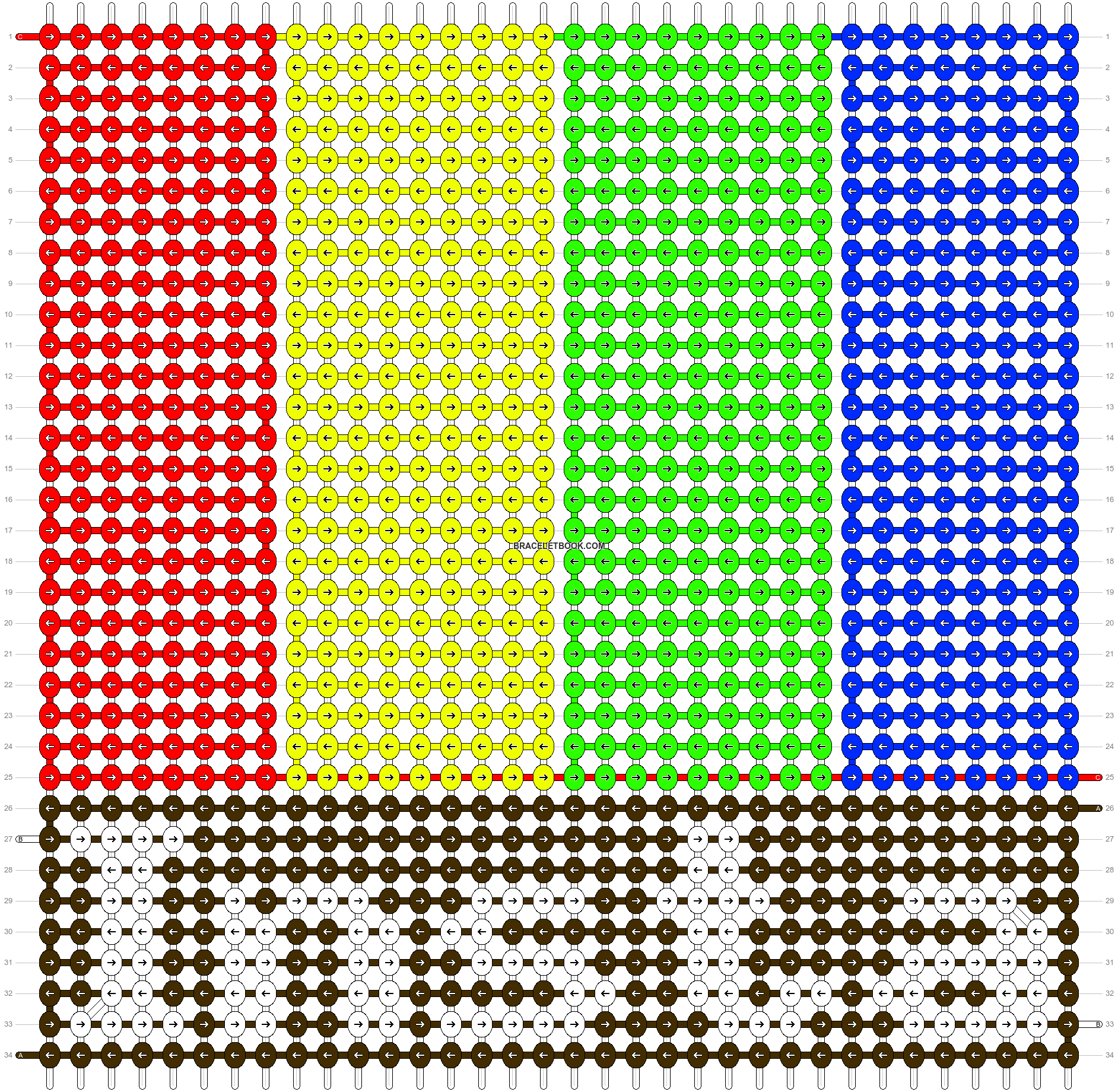 Alpha pattern #27479 pattern