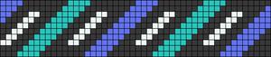 Alpha pattern #27485