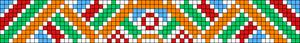 Alpha pattern #27496