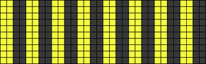 Alpha pattern #27499