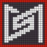 Alpha pattern #27502