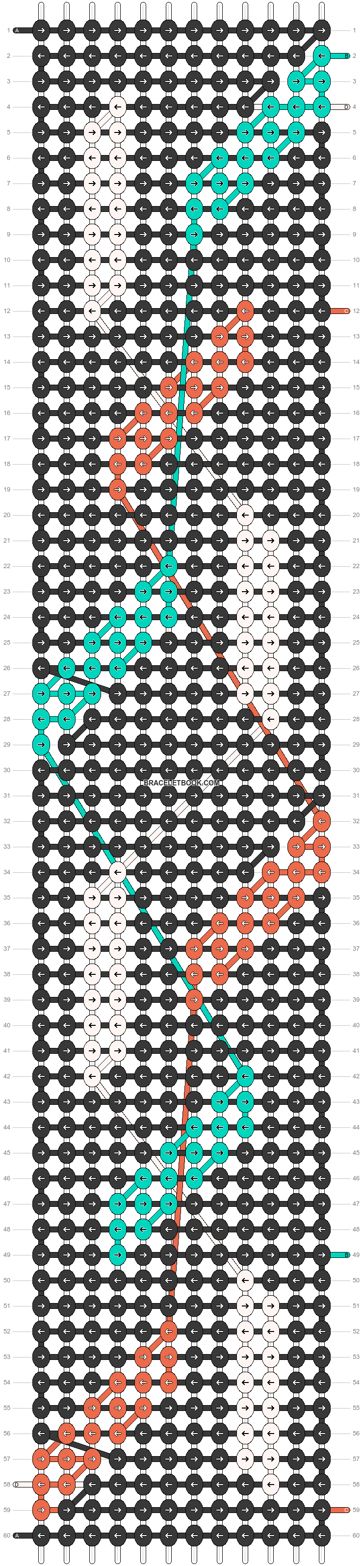 Alpha pattern #27508 pattern