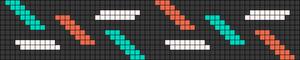 Alpha pattern #27508