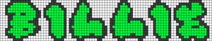 Alpha pattern #27511