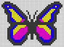 Alpha pattern #27514