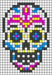 Alpha pattern #27518
