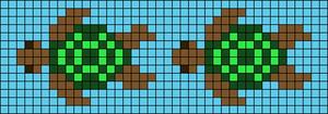 Alpha pattern #27521