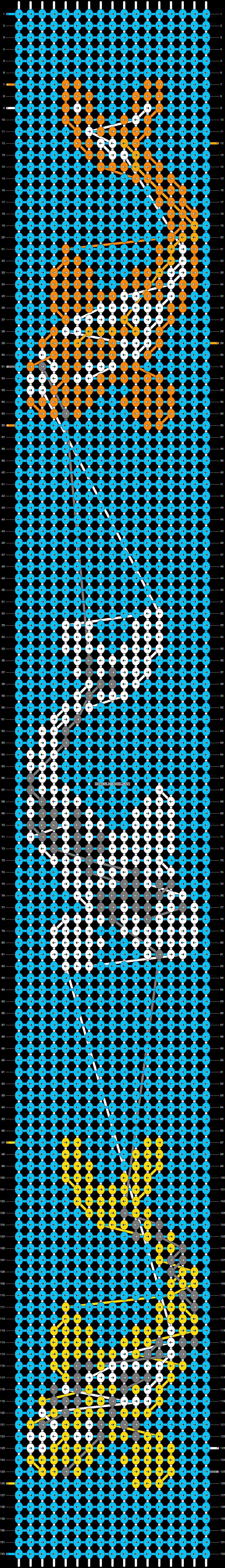 Alpha pattern #27524 pattern