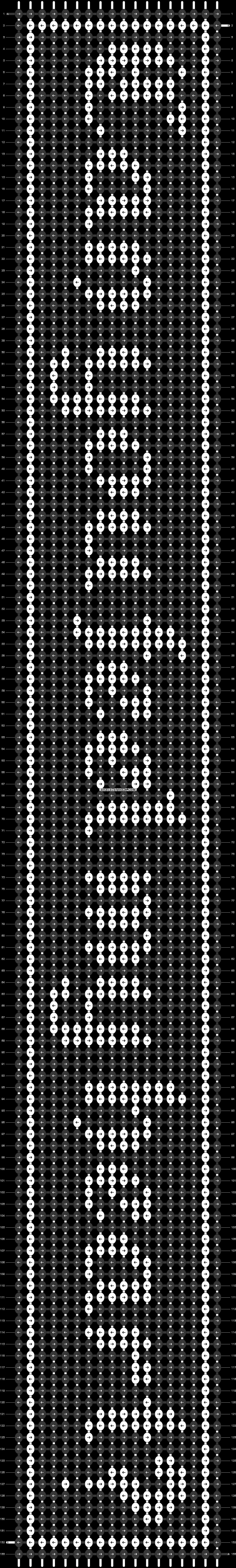 Alpha pattern #27530 pattern