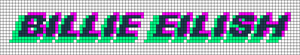 Alpha pattern #27540
