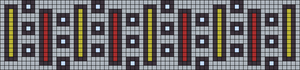 Alpha pattern #27550