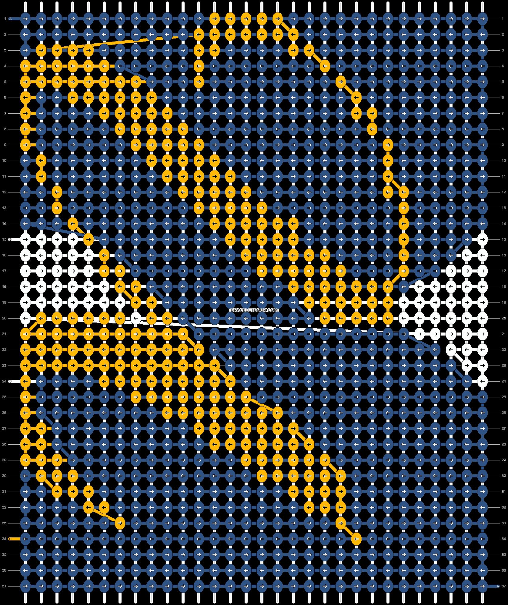 Alpha pattern #27552 pattern