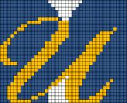 Alpha pattern #27552