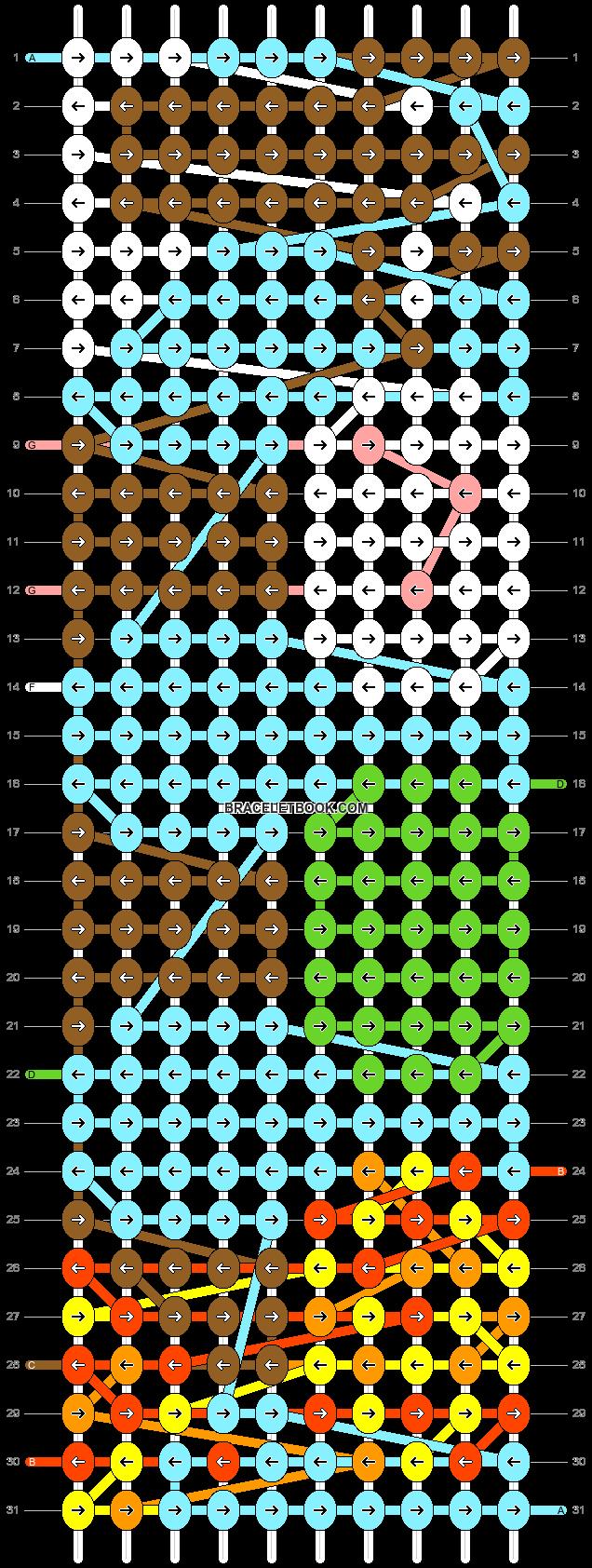 Alpha pattern #27558 pattern