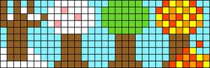Alpha pattern #27558