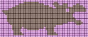 Alpha pattern #27562
