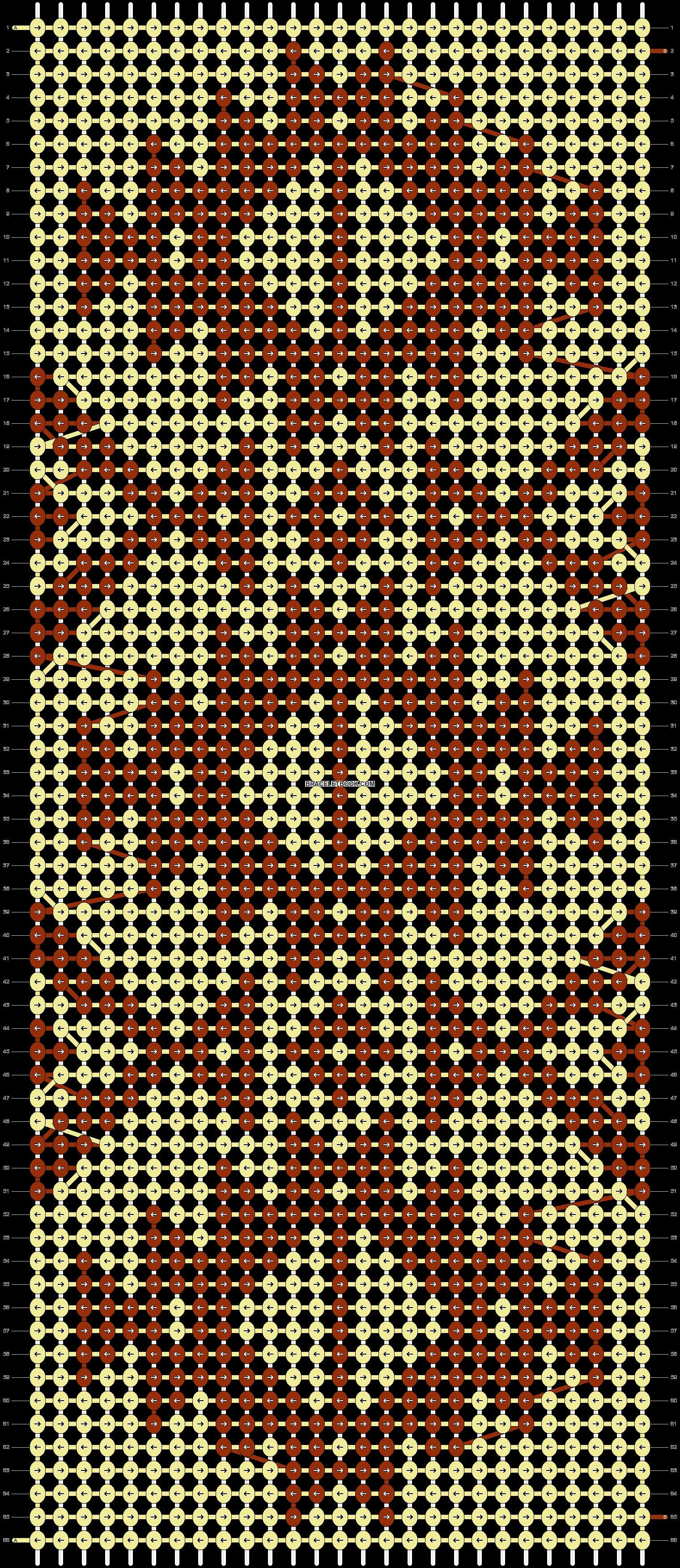 Alpha pattern #27567 pattern