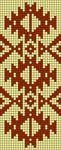 Alpha pattern #27567