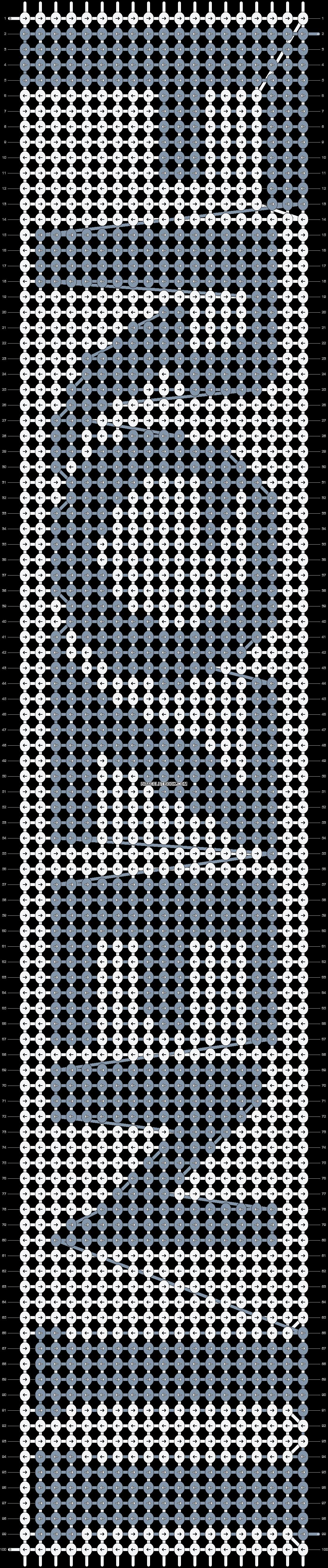 Alpha pattern #27571 pattern