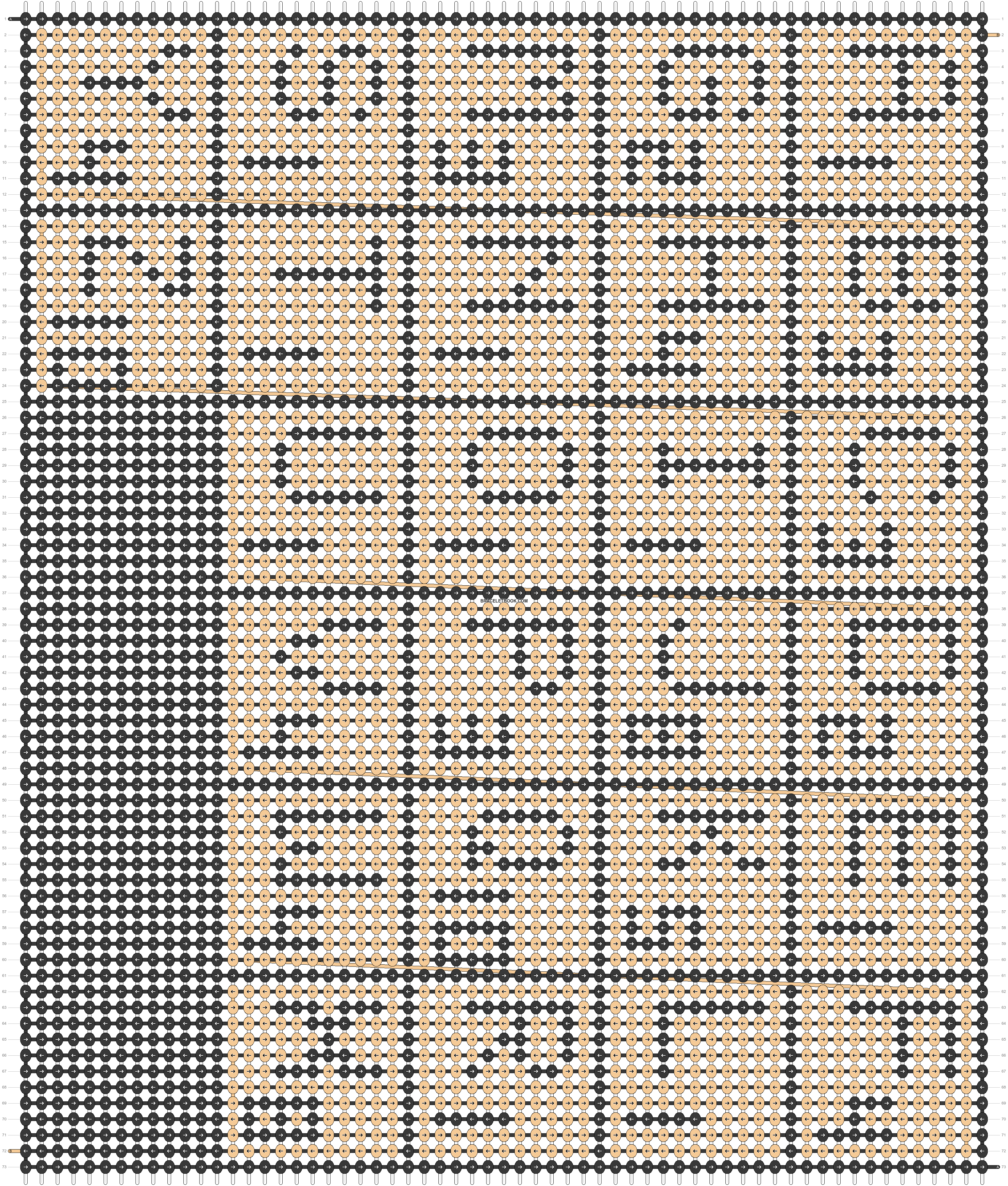 Alpha pattern #27576 pattern