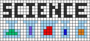 Alpha pattern #27595