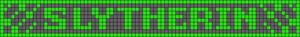 Alpha pattern #27598