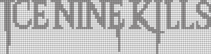 Alpha pattern #27605