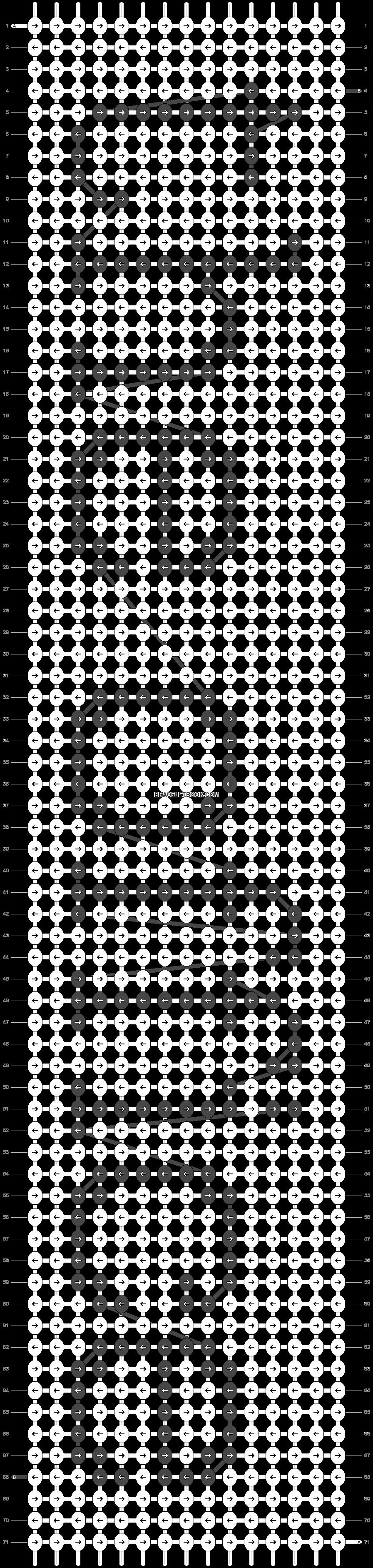 Alpha pattern #27622 pattern
