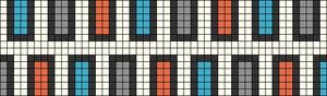 Alpha pattern #27624