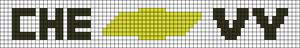 Alpha pattern #27626