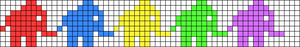 Alpha pattern #27636