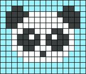 Alpha pattern #27649