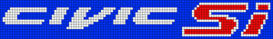 Alpha pattern #27650