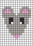 Alpha pattern #27664