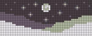 Alpha pattern #27670