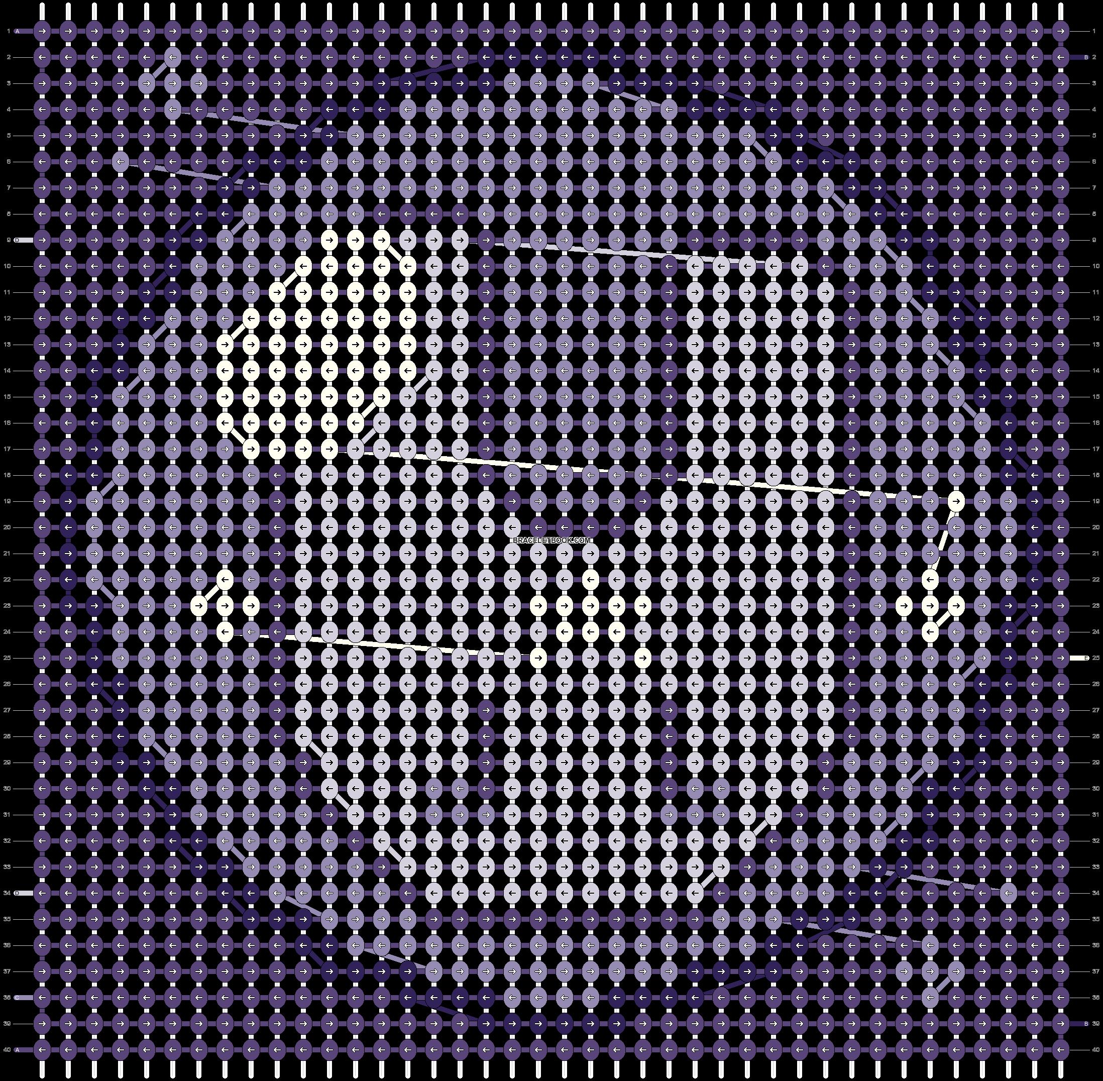 Alpha pattern #27674 pattern