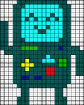 Alpha pattern #27676