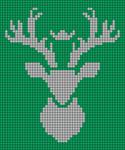Alpha pattern #27701