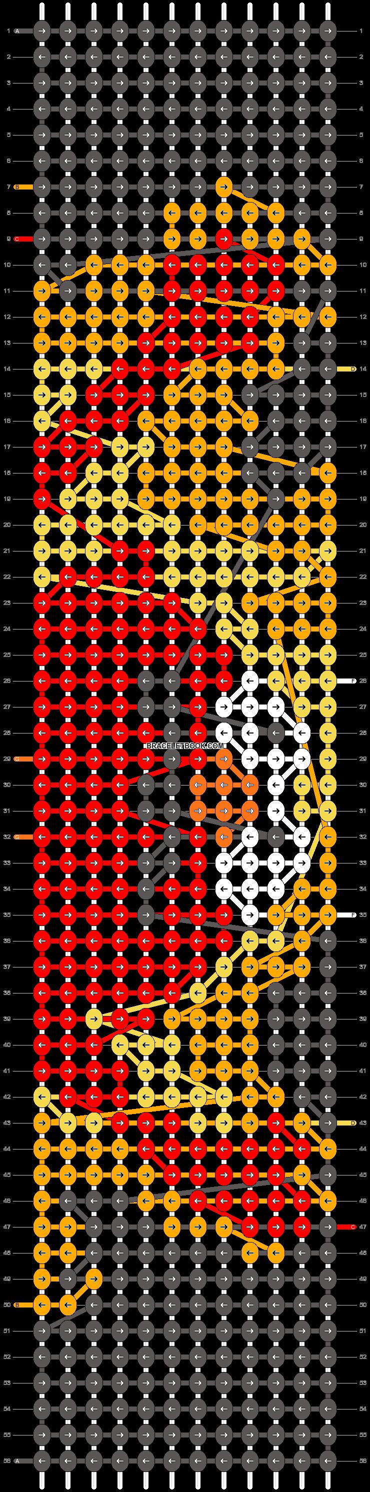Alpha pattern #27708 pattern