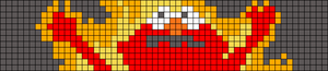 Alpha pattern #27708