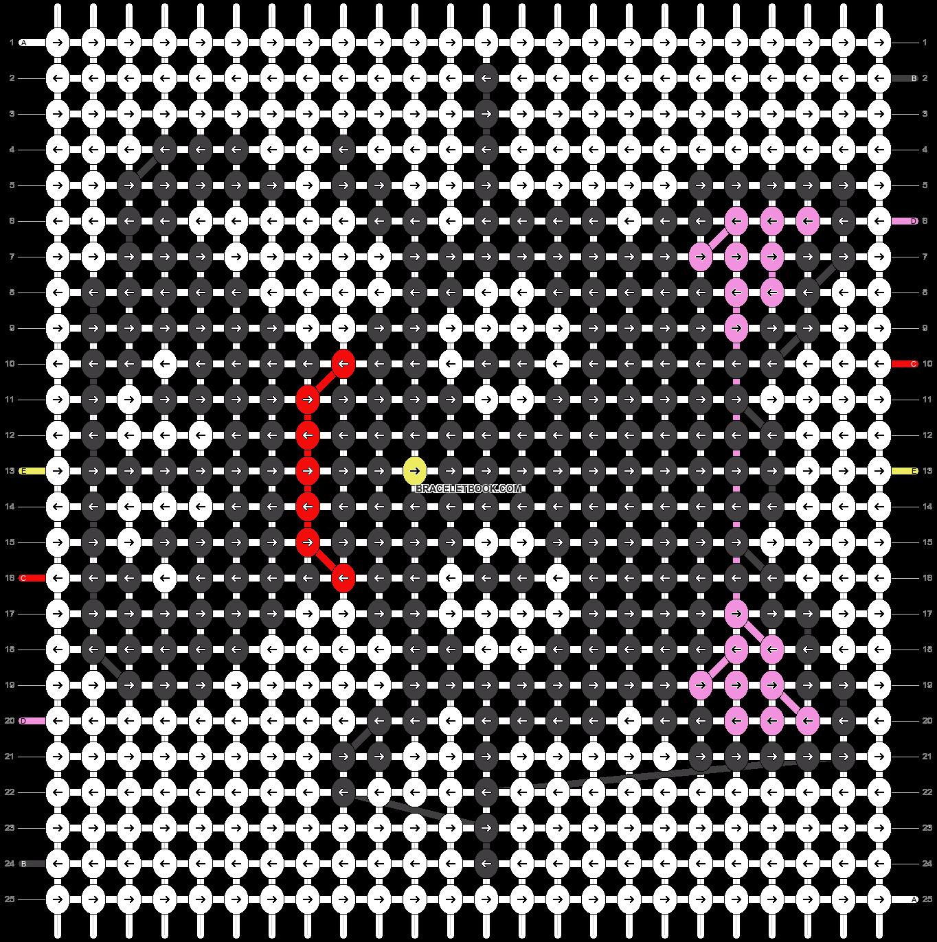 Alpha pattern #27727 pattern
